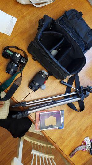 Nikon N 50 NOT DIGITAL USES FILM for Sale in Columbus, OH