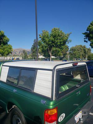 99 ranger camper shell for Sale in San Leandro, CA