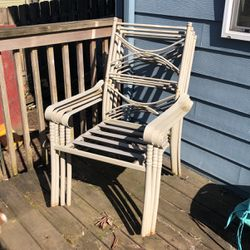 4 Outdoor Patio Chairs for Sale in Lake Oswego,  OR