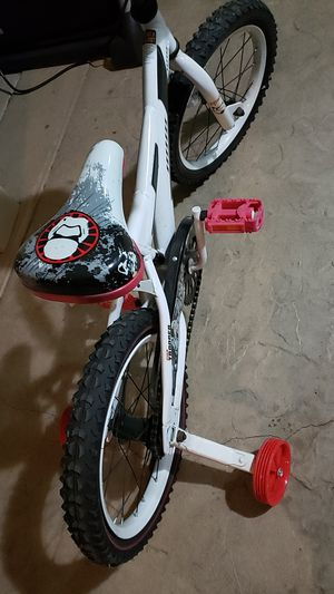 "Kids bike starwars storm trooper 14"" for Sale in Fontana, CA"