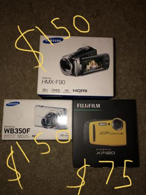 Digital cameras new unopened for Sale in York Haven, PA