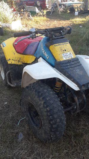 Suzuki Quadsport Lt 80 for Sale in Lillington, NC