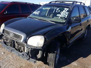 2004 Hyundai Santa Fe @ U-Pull Auto Parts 047940 for Sale in Las Vegas, NV