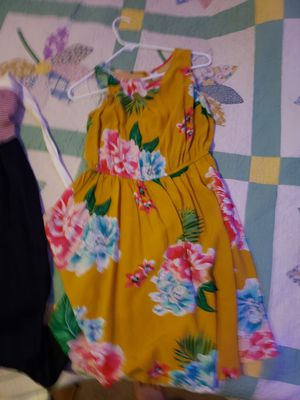 Dress yellow small for Sale in Anaheim, CA