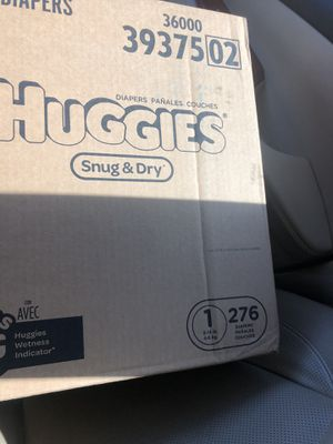 Huggies for Sale in San Antonio, TX