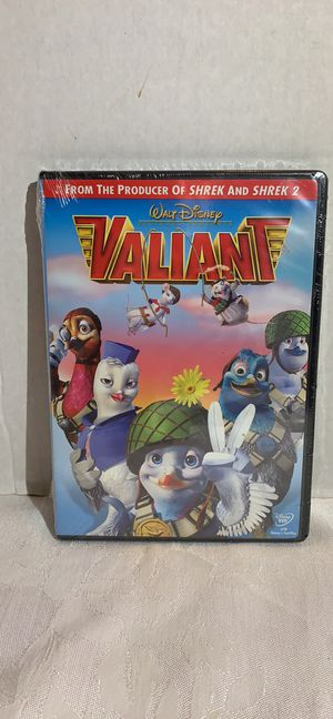 Valiant DVD sealed Walt Disney Movie for Sale in Merrick, NY