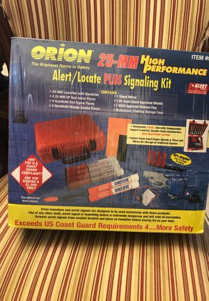 Orion 25-MM signaling Kit #511 for Sale in Vancleave, MS
