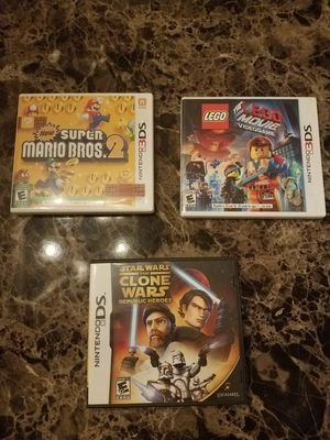 Nintendo 3DS Games/Electronics for Sale in Kissimmee, FL