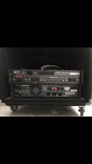 Mackie FR-800 & FR-1400 *BEEST OFFER* for Sale in Corona, CA