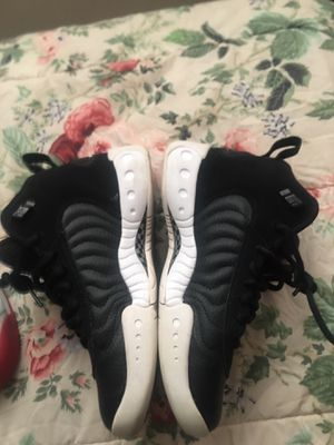 Size 4.5 black Jordan's for Sale in Buffalo, NY