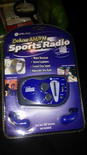 AM FM Sports Radio for Sale in Pomona, CA