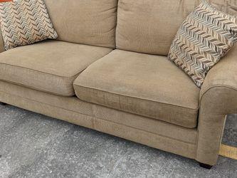 Bassett Queen Sleeper Sofa for Sale in Spring,  TX