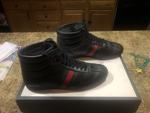 Gucci Limited edition sneakers for Sale in New Orleans, LA