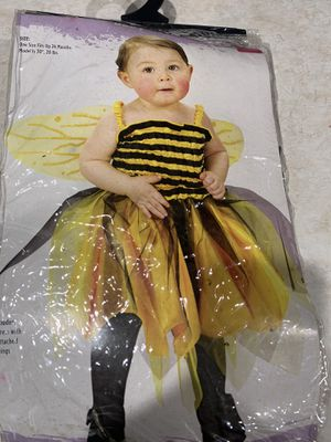 Baby bee costume for Sale in Fresno, CA