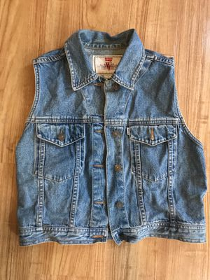 Levi Vest for Sale in Cleveland, OH