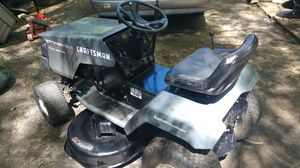 "Craftsman 42"" Hydro Riding Lawn Mower for Sale in Norfolk, VA"