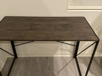 Home Office Desk WFH Work Like New for Sale in Irvine,  CA