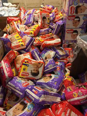 Huggies diapers for Sale in McDonough, GA