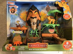 Lion guard playset, new! for Sale in Ashburn, VA