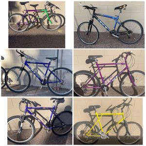Mountain Bike (150 For Each Bike ) for Sale in Aurora, CO
