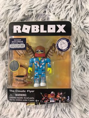 Roblox The Clouds: Flyer for Sale in New Bern, NC