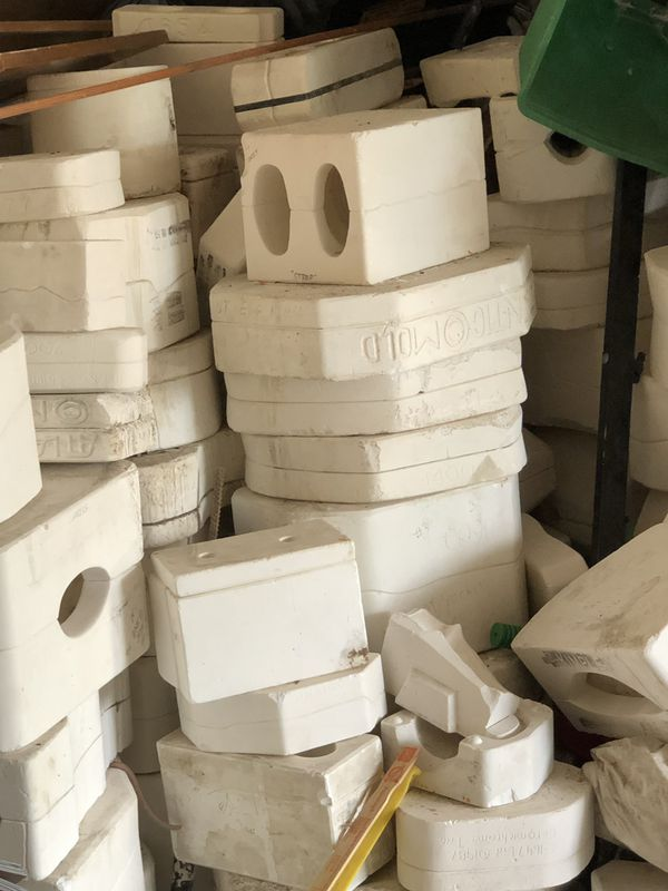 Free Ceramic Molds