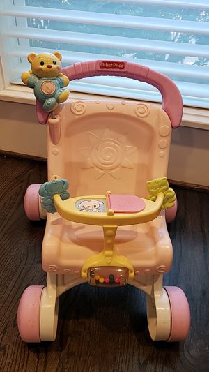 Fisher Price Baby Doll Stroller for Sale in Houston, TX