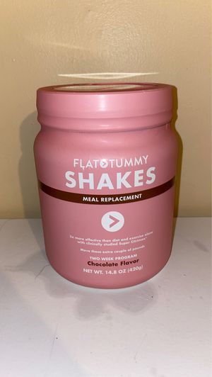 Flat tummy shakes for Sale in Columbus, OH