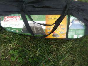 Coleman instant family tent 14×10 for Sale in Jonesborough, TN