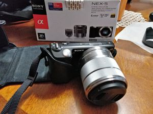 Sony NEX-5 Camera for Sale in Redmond, WA