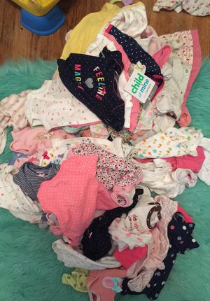 Newborn girl clothes for Sale in Overland, MO