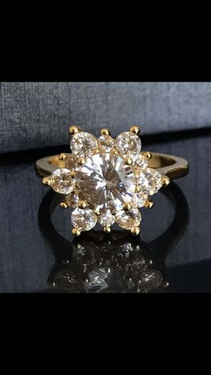 Gold plated ring size 6 and 8 for Sale in Silver Spring, MD
