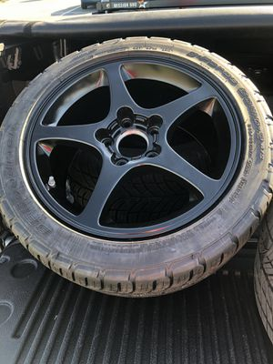 Corvette c5 rims for Sale in North Attleborough, MA