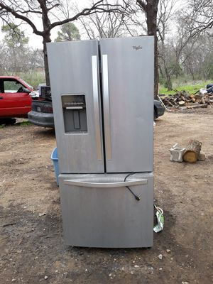 Whirlpool Refrigerator, and Dishwasher for Sale in Fort Worth, TX