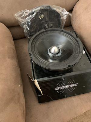 Crossfire pro audio 8s for Sale in Surprise, AZ