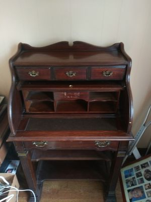 Roll top desk antique for Sale in Brooklyn Park, MD