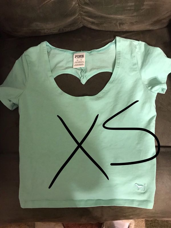 All XS VS clothing