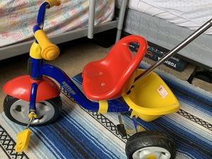 KETTLER USA HAPPY AIR NAVIGATOR FLY KIDS PEDAL TRICYCLE, T8839-1000 for Sale in Falls Church, VA