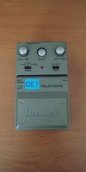 Ibanez DE7 Delay for Sale in Atlanta, GA