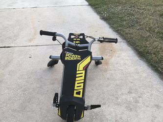 Razor Power Rider 360 Electric Tricycle for Sale in Punta Gorda,  FL