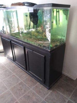 HUGE FISH TANK🐟🐠 for Sale in Phillips Ranch, CA