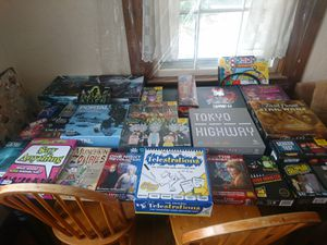 Many Modern Board games for sale! for Sale in Boston, MA
