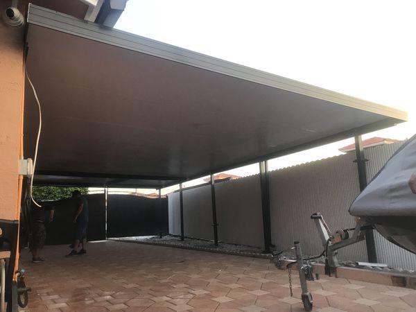 Techos De Aluminio Para Su Terraza Para Patios For Sale In Hialeah Fl Offerup
