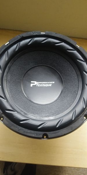 """12"""" PERFORMANCE 2000W 👉$40 FIRM FIRM FIRMES DON'T ASK FOR LESS👈 for Sale in South Gate, CA"""