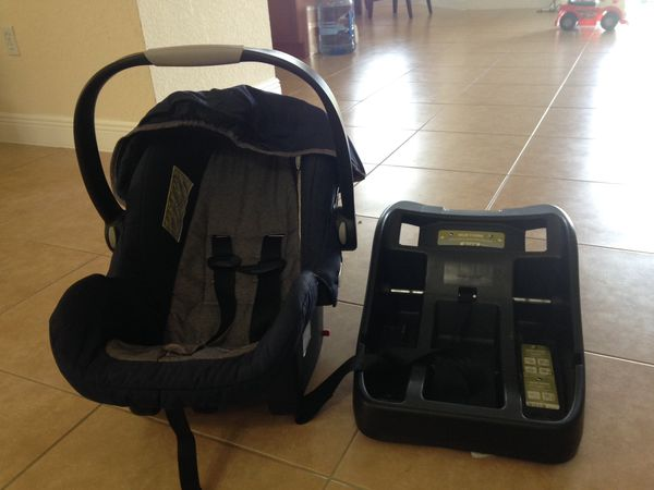 Car seat for infants