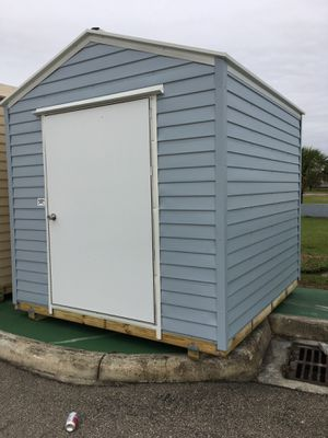 8x8 Superior Shed for Sale in Sebring, FL