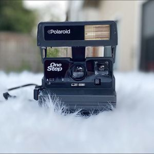 Vintage polaroid one step camera for Sale in Sacramento, CA