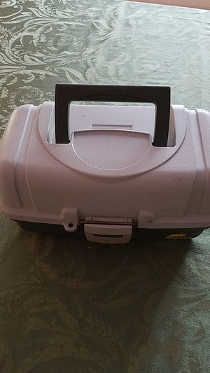 Plano Fishing Tackle Box Single Tray for Sale in Manchester, CT