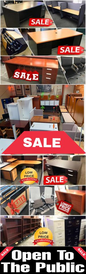 Office Furniture **Like New**Package Deals Available* for Sale in Hawaiian Gardens, CA