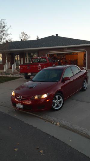 2007 Mazda 6 I for Sale in Salt Lake City, UT
